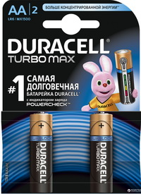 LR-06 Duracell Turbo