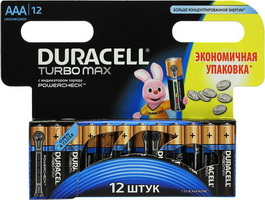 LR-03 Duracell Turbo