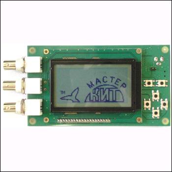 USB - осциллограф.