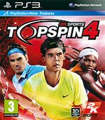 Top Spin 4 (PS Move) PS3