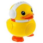 Колонки сувенирные BT Perfeo HappyDuck m-SD